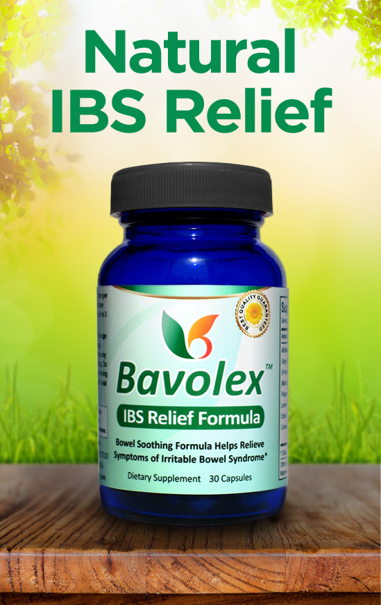 Natural IBS Treatment - Bavolex: All-Natural Relief for Irritable Bowel Syndrome